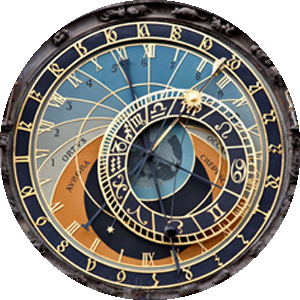 An Astronomical clock