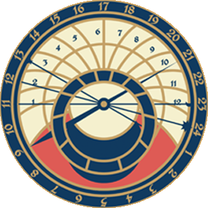 The Vintage Astronomical clock